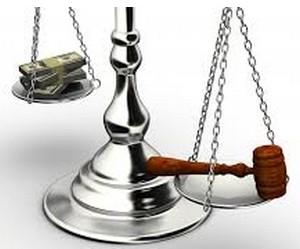 Суддя отримала 5 років за хабар у 1050 грн