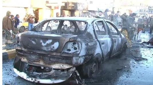Возле полицейского колледжа в Йемене взорвался автомобиль: более 50 погибших