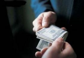 В Одесской области попавшийся на взятке мэр отделался условным сроком