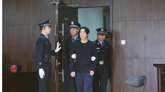 Сын Джеки Чана сядет в тюрьму на полгода
