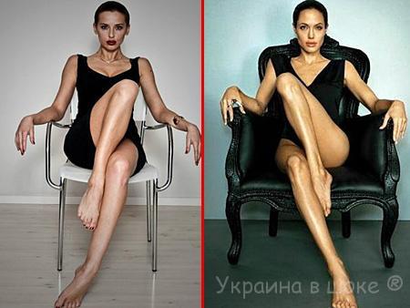 """Нова радниця міністра економіки """"позмагалася"""" з Анджеліною Джолі"""