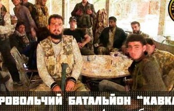 "Батальон ""Кавказ"" об атаке на казарму россиян: 25 ""добровольцев"" умерли, как бараны"