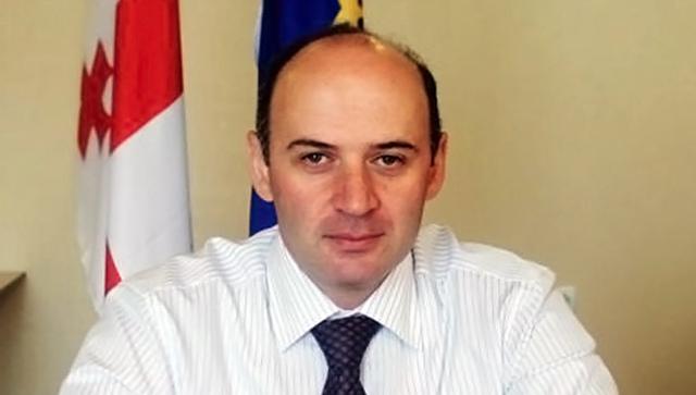 В Минюст Украины взяли на работу грузинского экс-чиновника Ебаноидзе