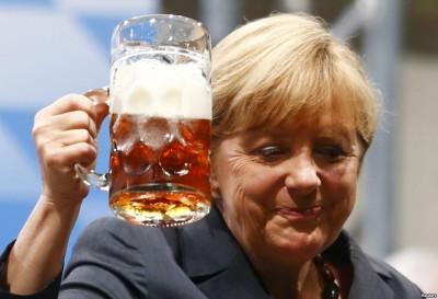 Меркель пообещала Путину дырку от бублика вместо G7