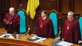 Как Президент Порошенко и Верховная Рада втягивают судей в политическую борьбу