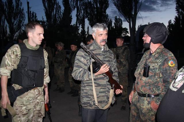 Курченко в ДонОГА руководит торговлей углем, а по коридорам ходят Медведчук и Шуфрич