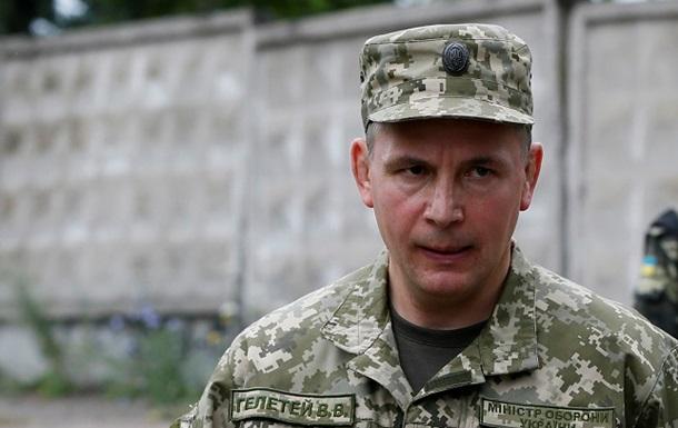 Летом 2014 года Гелетей вел тайные переговоры с сепаратистами