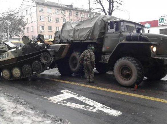 В Донецке опять бесчинствует «украинская хунта…»