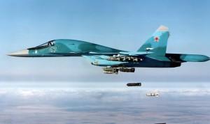 Российские истребители вторглись в Украину