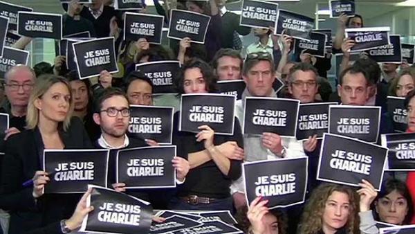 Почему Запад «слышит» Charlie Hebdo и равнодушен к Волновахе и Мариуполю