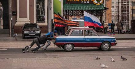 Анатомия провала. «Русский мир» становится неуправляемым