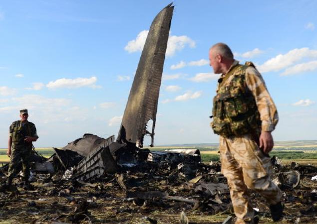 За год российской агрессии Украина потеряла почти половину военной авиации