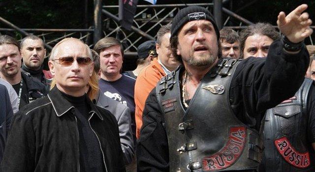 """""""Ночные волки"""" Путина хотят прокатиться по Европе, но поляки их не пустят"""