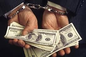 В Киеве задержаны следователи, вымогавшие $5 тысяч взятки