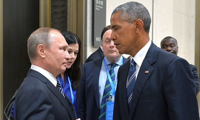 Обама сделал Путину «последнее предложение» по Сирии