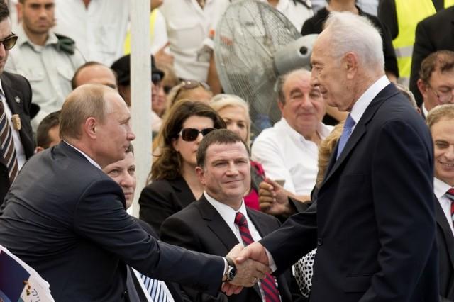 Шимон Перес о Путине и Америке