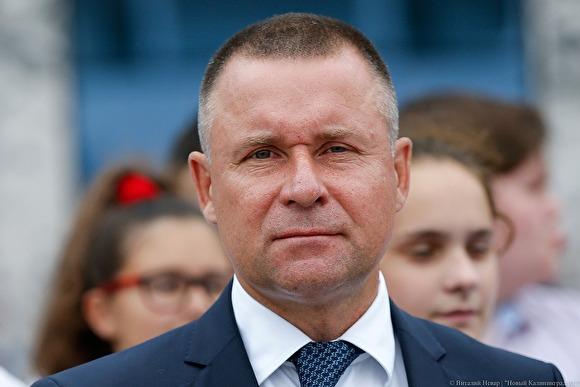 Путин отправил в отставку и. о. губернатора Калининградской области