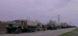 Россия продолжает поставлять на Донбасс боеприпасы