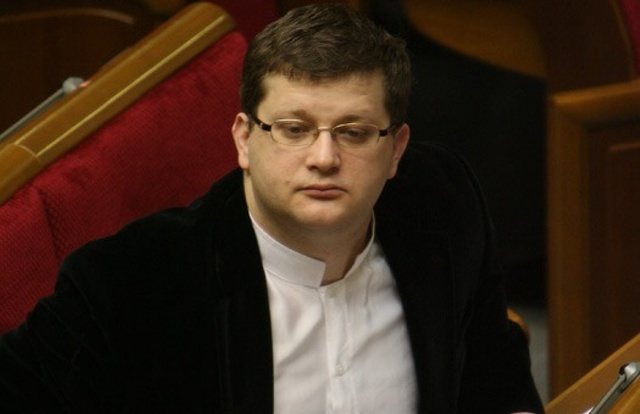 Депутат Ар'єв показав у декларації 75 тис. готівкових доларів, 3 млн грн і півмільйона в золоті