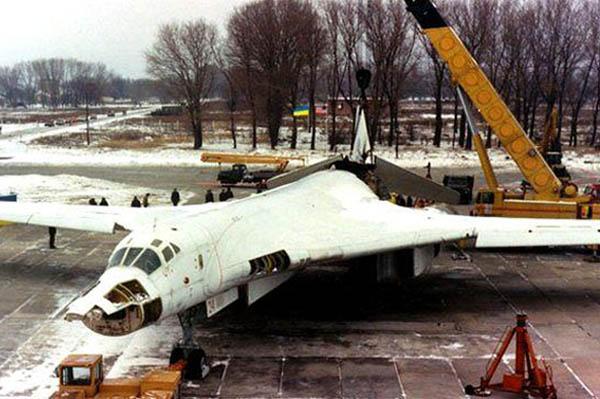 Как уничтожались стратегические ядерные силы Украины