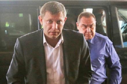 Террористы Донбасса просят признать их «зоной свободной торговли» между РФ и Украиной