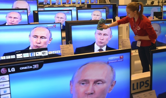 А вдруг Москва победит в информационной войне — или скорее в дезинформационной войне?