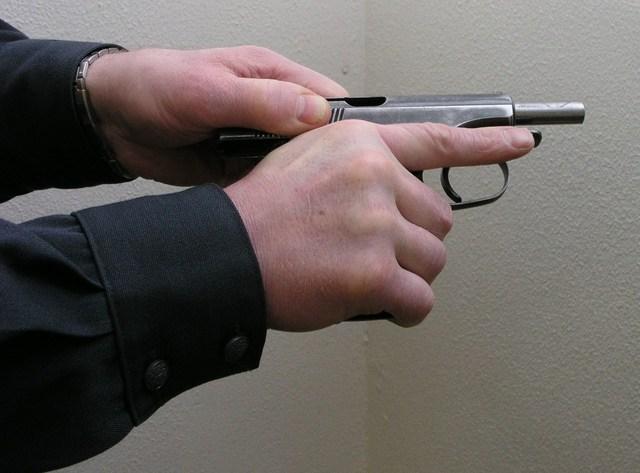 На Донетчине застрелен контрактник в драке с местными жителями