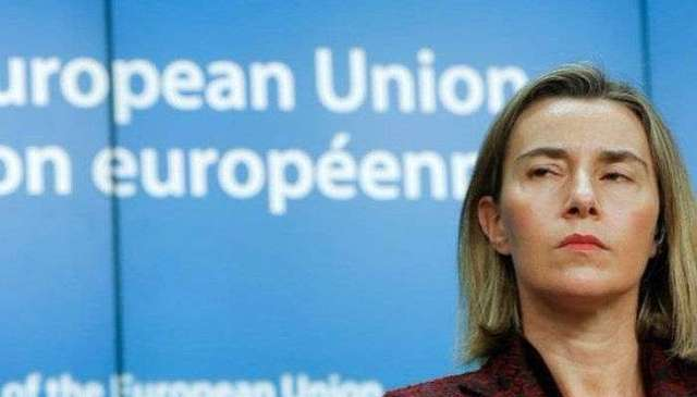 Могерини продолжит активную работу с Украиной в 2017 году