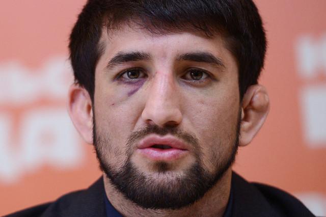 Состояние раненого при нападении спортсмена Расула Мирзаева ухудшилось