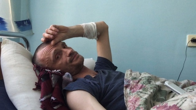 Прокуратура допросила Химкуса, который участвовал в конфликте с Пашинским, - адвокат