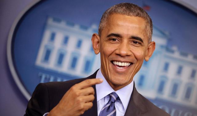 Прощание Обамы с вооруженными силами США омрачил неприятный инцидент