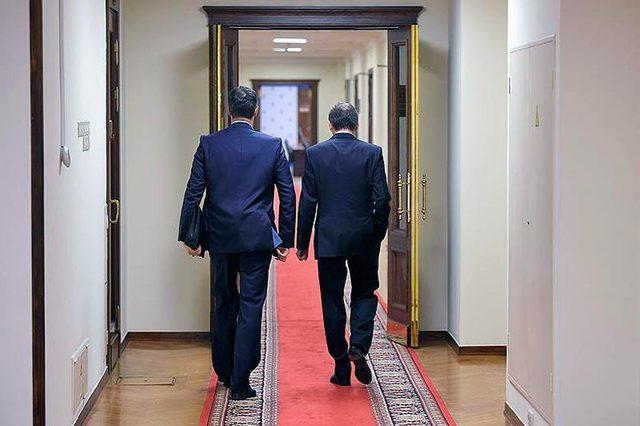 Думские кадры укрепляют администрацию президента и Службу внешней разведки
