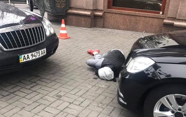Вороненкова охраняло Главное управление разведки Минобороны