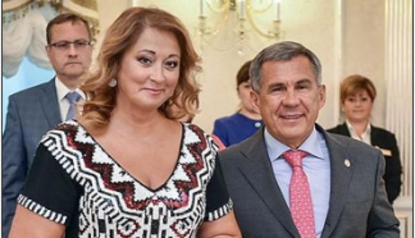 Офшорное счастье Гульсины Миннихановой