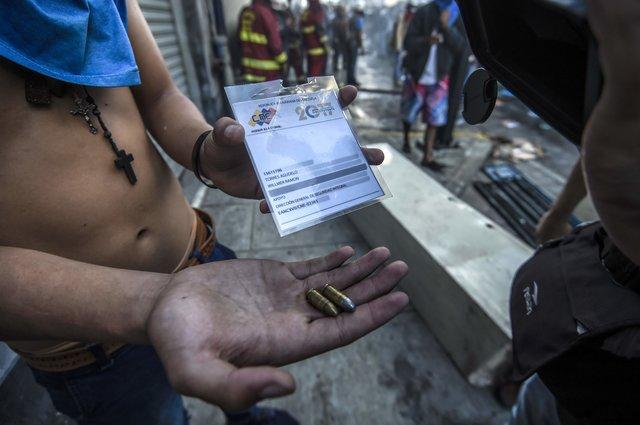 Кровавый день выборов в Венесуэле: убиты 11 человек