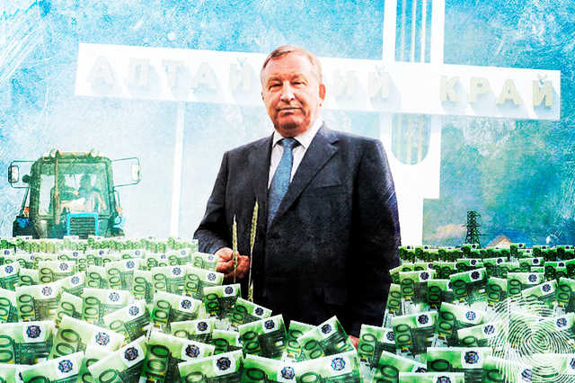 €7 млн и несостоявшаяся отставка алтайского губернатора