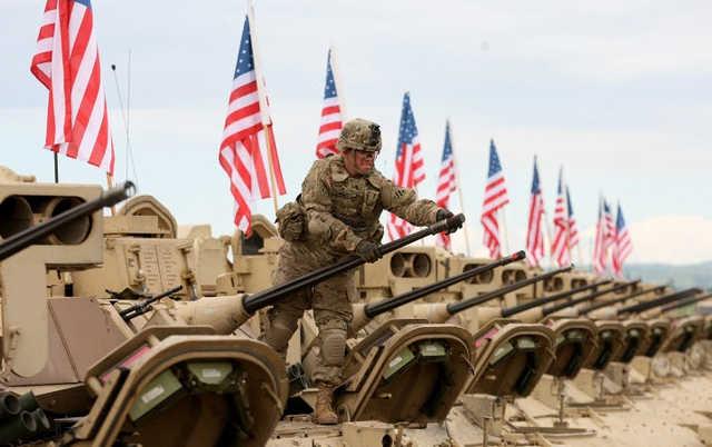 США готовятся к войне