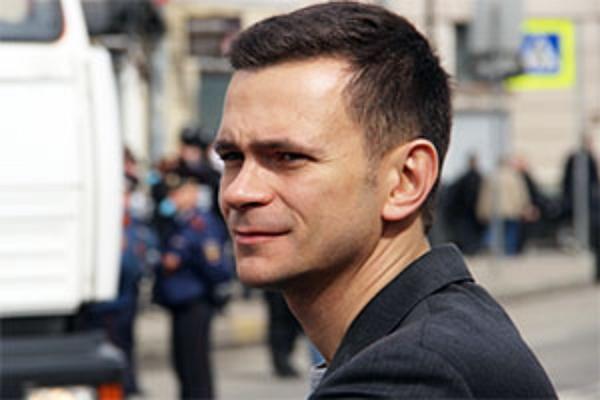 Илья Яшин - дело оппозиционера