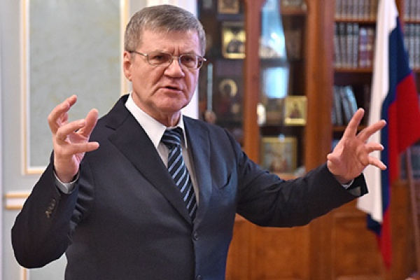 Чайка заинтересовался дворцами дагестанских чиновников