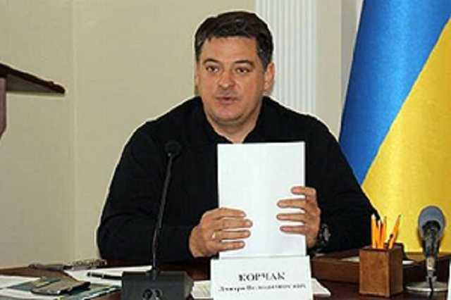 Король коррупции Дмитрий Корчак — глава АМКУ в Одессе
