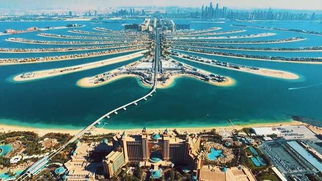 В Эмираты с апартаментами