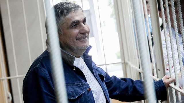 Шакро Молодой отрицает руководство преступным миром и знакомство с Д.Никандровым и М.Максименко