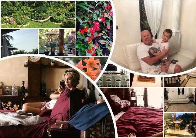 Жена экс-депутата Богомаза «засыпала» сеть снимками дома в Тайланде, своими селфи и цитатами о «вечном»