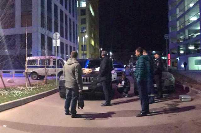 В Москве известного адвоката облили кислотой и попытались угнать его автомобиль