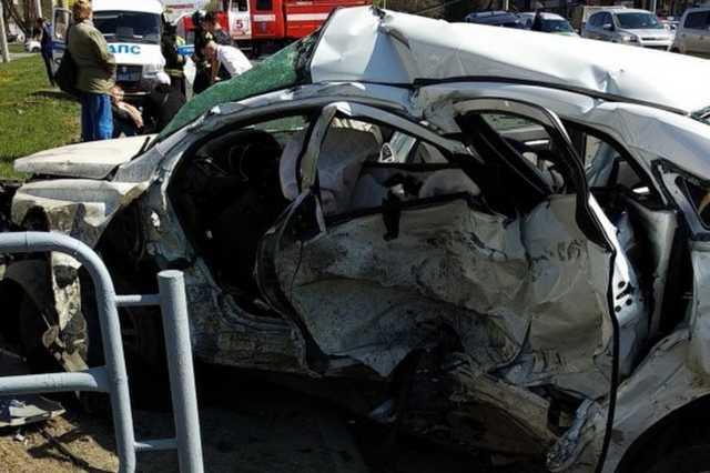 В Челябинске над водителем BMW, устроившим смертельное ДТП, едва не устроили самосуд