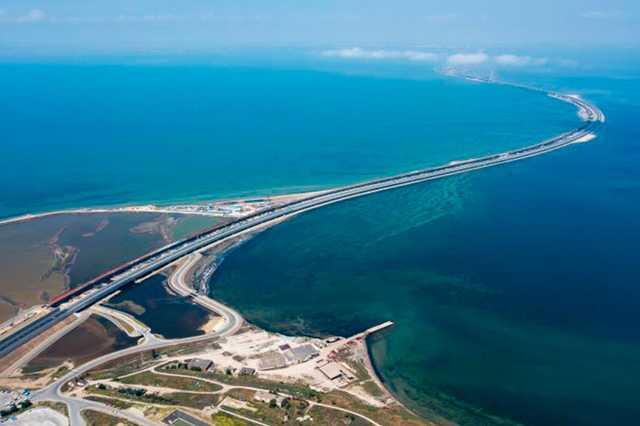 Ротенберг гарантировал сохранность Крымского моста в течение 100 лет