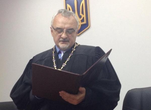 Судья Линник, осудивший условно Крысина, подал в отставку