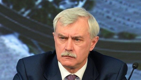 Полтавченко держит кулаки за Кулакова?