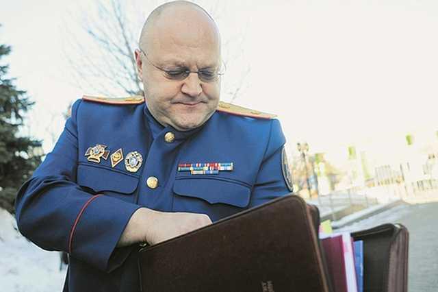 Адвокат: фигурант дела Шакро Молодого Крамаренко не давал показаний против генерала Дрыманова