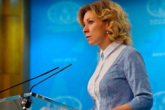 Захарова заявила об обмане Запада с использованием «колючей проволоки»